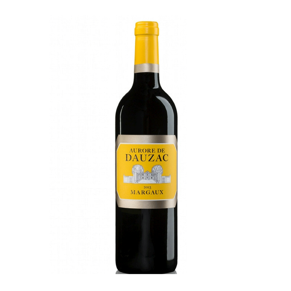 Chateau Dauzac Francúzske víno Aurore de Dauzac Margaux