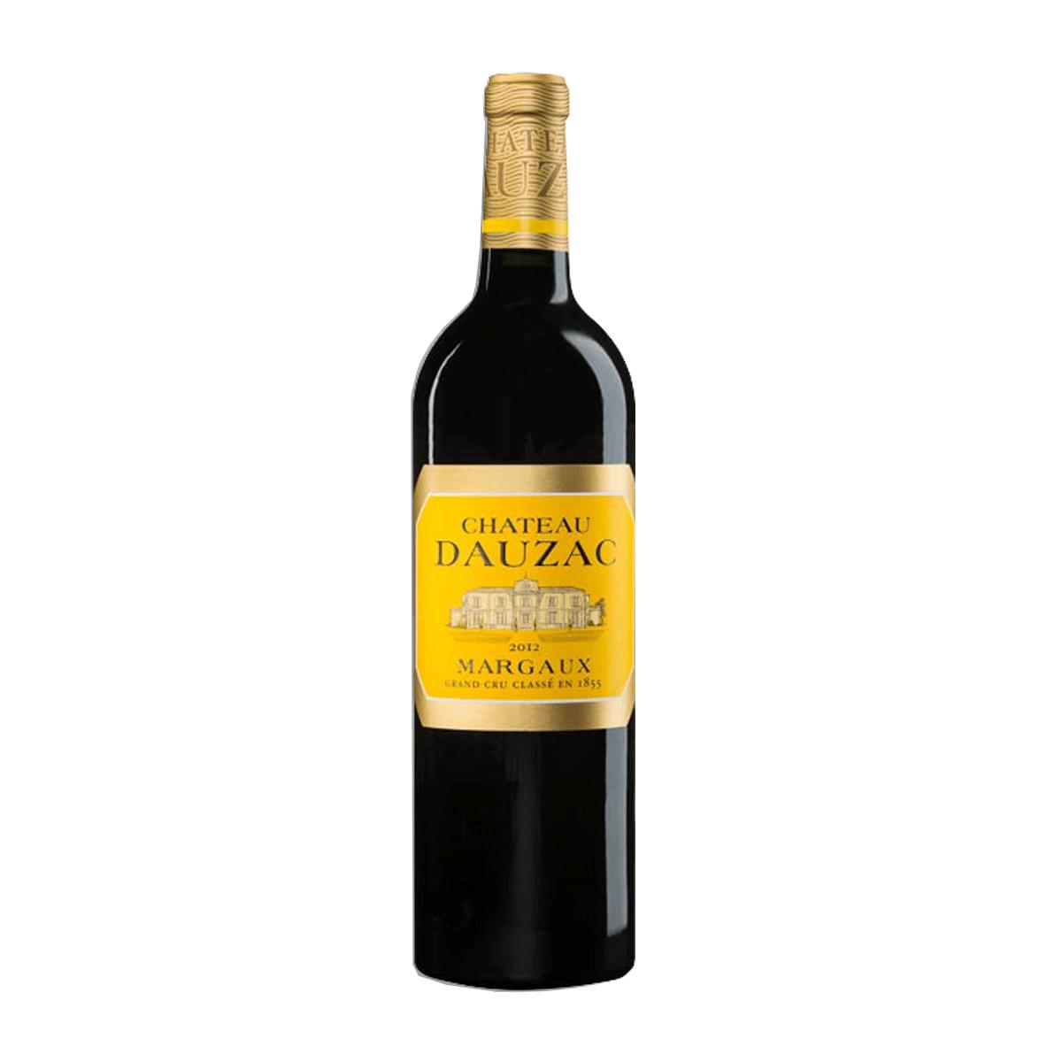 Chateau Dauzac Francúzske víno Margaux Grand Cru Classe