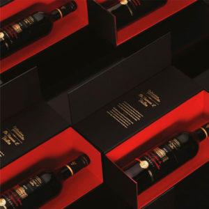 víno Francois-Louis Vuitton Súkromná kolekcia Collection Personnelle Wood Gift Box 6x 0,75l