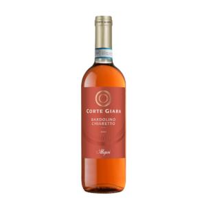 talianske vinárstvo Corte Giara Bardolino Chiaretto DOC