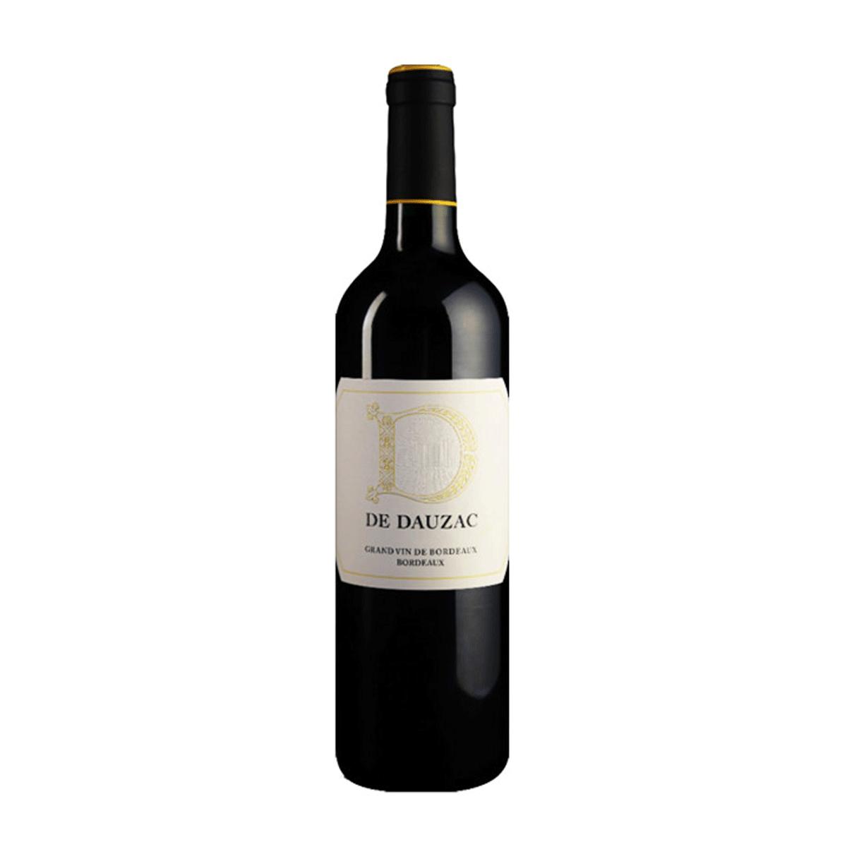 Chateau Dauzac Francúzske víno D de Dauzac Bordeaux