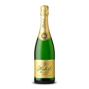 slovenské šampanské Hubert De Luxe