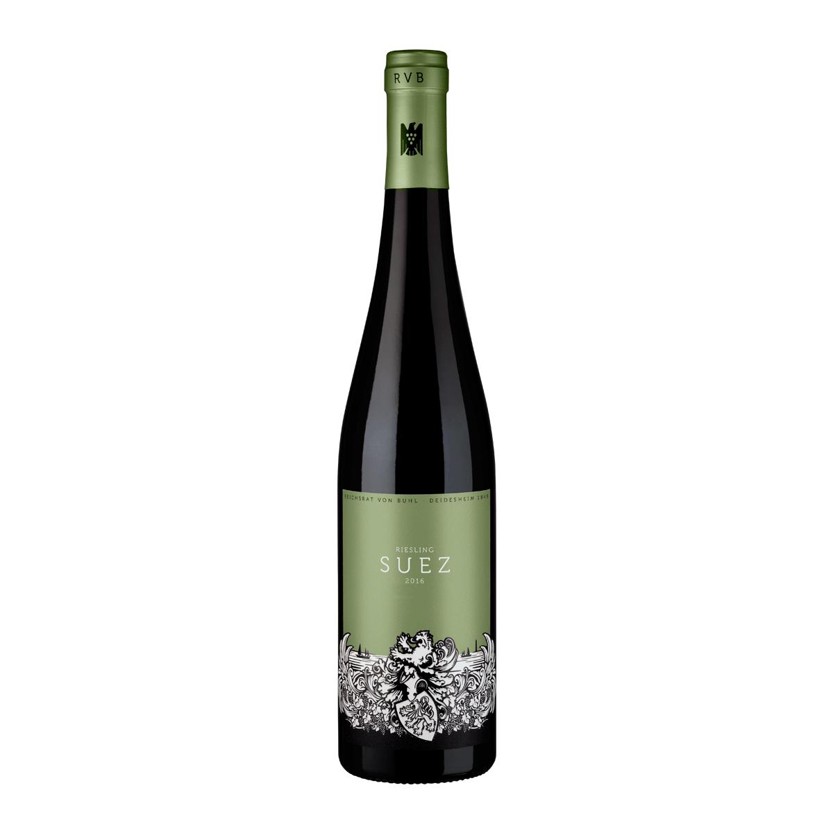 Reichsrat Von Buhl BIO víno SUEZ Riesling