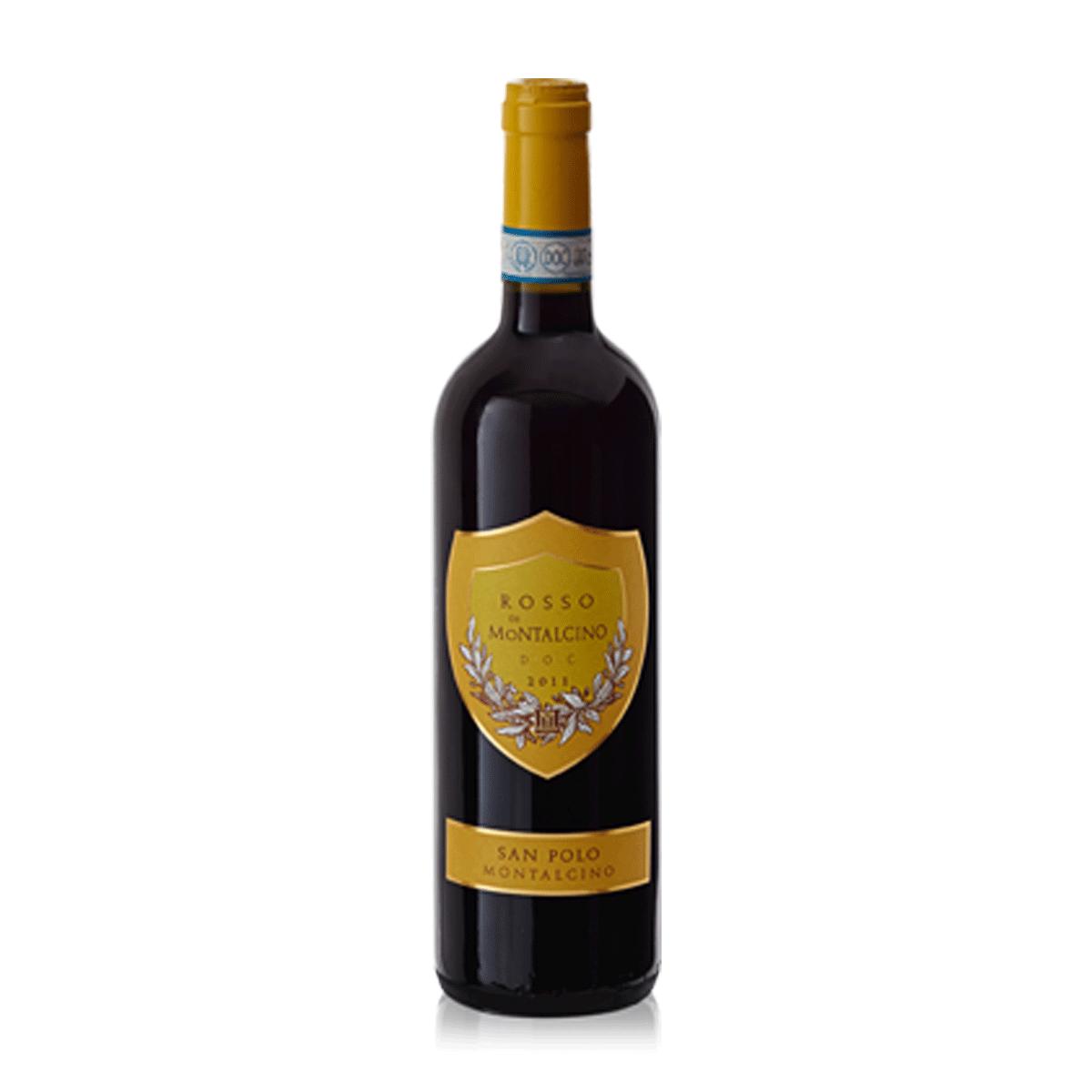 San Polo talianske vino Rosso Di Montalcino DOC