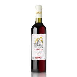 VVD Dvory vinitory premium alibernet vyber z hrozna