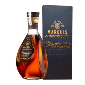 armaňak Marquis Reserve darčeková krabica