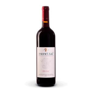 Pavelka Dunaj červené víno