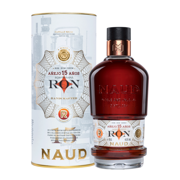 NAUD RON rum darčekové balenie