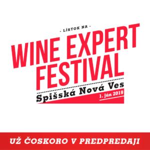 Wine Expert Festival Spišská Nová Ves