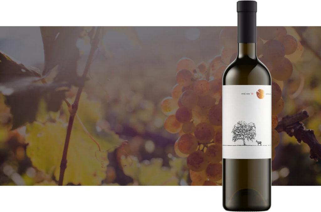 online biele vína