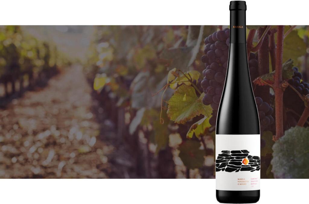 online červené vína