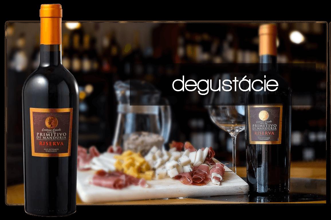 ochutnávky vína rumov koňakov wine expert vinoteka