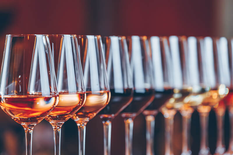 lahodné vína degustacie a ochutnavky