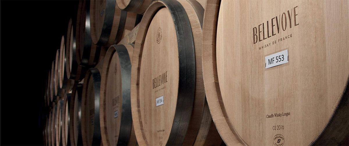 francuzsky rum Bellevoye