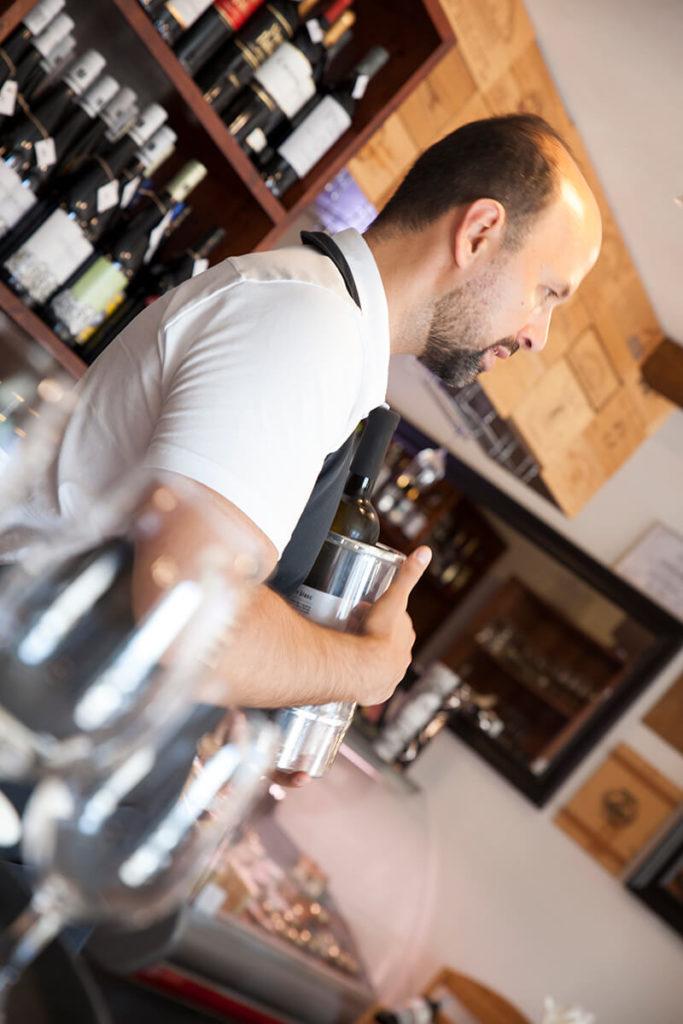 školenie o víne Tomáš Vyšvader