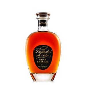 Super prémiový guatemalský rum El Pasador de Oro Gran Reserva