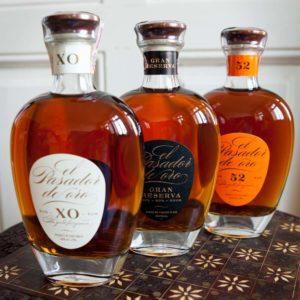 el pasador de oro rum balicek