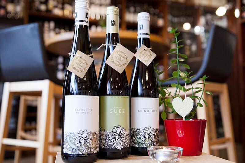 darčekové visacky na vino