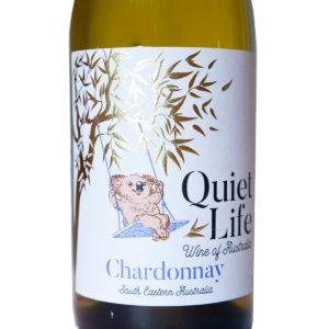 australske vino Quiet Life Charodanny etiketa