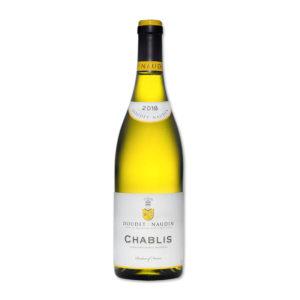 burgundske vino doudet naudin chablis