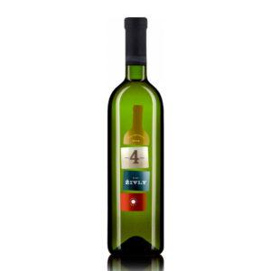 vino Karpatska Perla 4 zivly biele