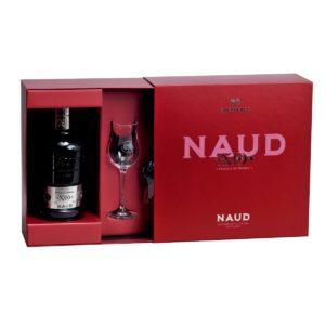 Naud XO, darčekový set s 2 pohárikmi