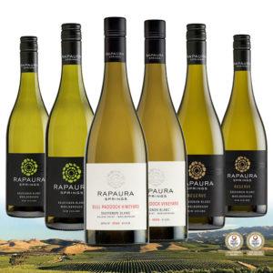 rapaura springs Sauvignon Blanc Bull Paddock Vineyard specialny balik