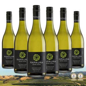 rapaura springs Sauvignon Blanc specialny balik