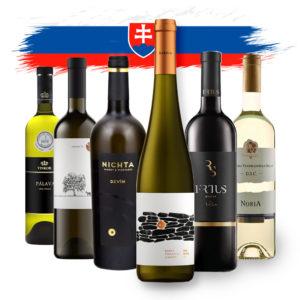 Balik slovenske biele vina akcia zlava