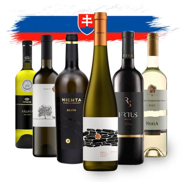 Balik slovenske biele vina akcia zlava new