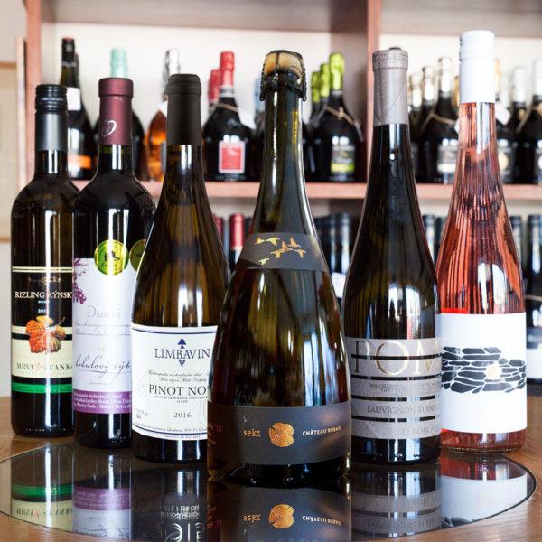 Balik slovenskych vin mix