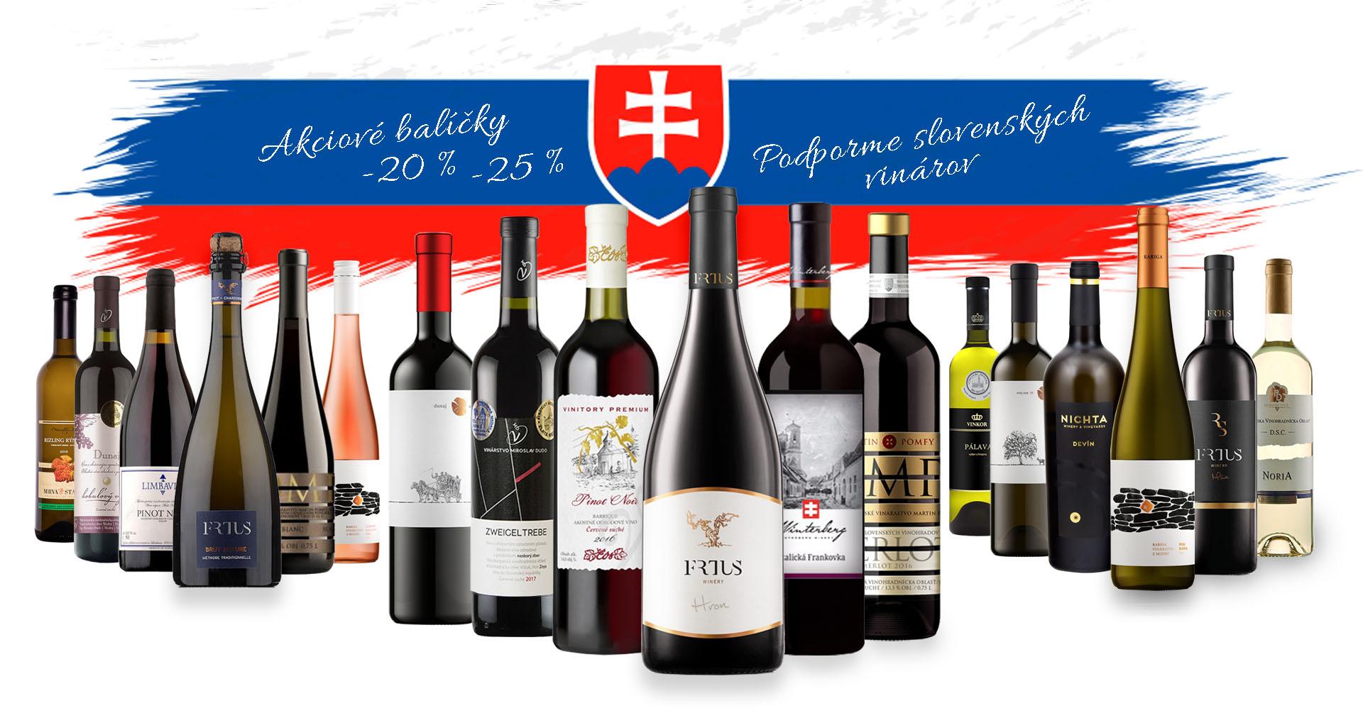 slovenske vina akcia
