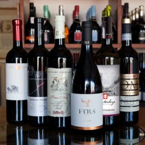 slovenske vina cervene