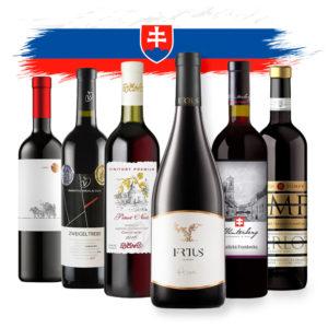 slovenske vina cervene akcia