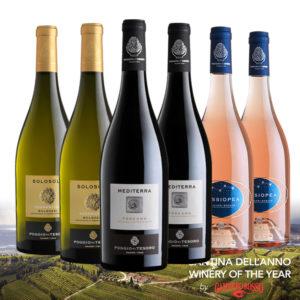 Balíček toskánskych vín Poggio Al Tesoro