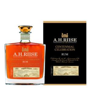 A. H. Riise Centennial Celebration Rum