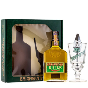 Bairnsfather Bitter 0,5l 55% GB + 1 pohár + lyžička