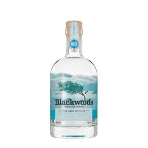 Blackwoods Botanical Vodka 0,7l 40%