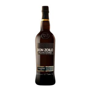 Don Zoilo Amontillado 12y 0,75l 19%