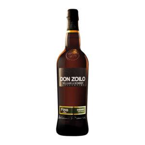 Don Zoilo Fino 0,75l 15%