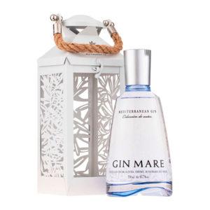 Gin Mare 0,7l 42,7% GB + lampáš