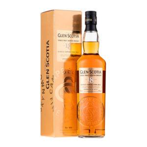 Glen Scotia 18y 0,7l 46% GB