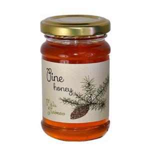 Grécky píniový med