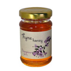 Grécky tymianový med