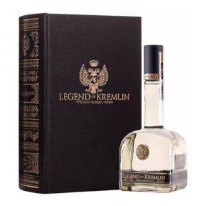 Legend of Kremlin 0,7l 40% GB