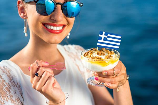 Grécky med
