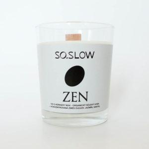 007 Zen 1 handmade sviecka