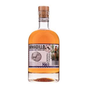 Armadillo French Oak Pure Single Rum 0,7l 40%