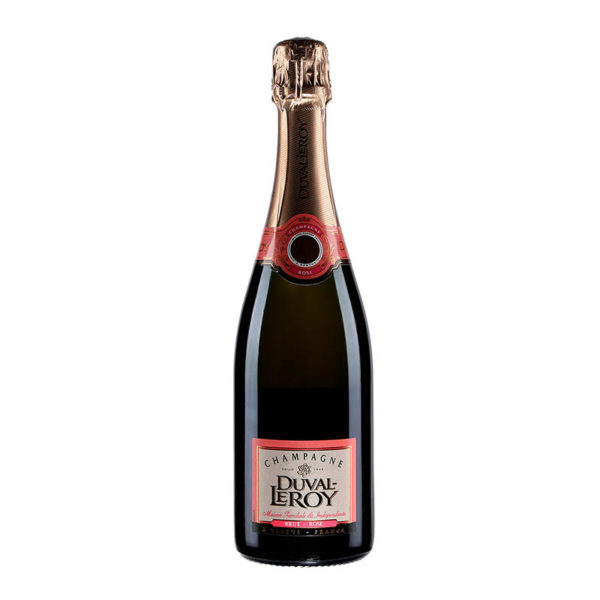 Duval-Leroy Champagne Champagne Rosé brut