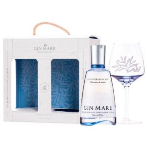 Gin Mare 0,7l 42,7% GB + pohár